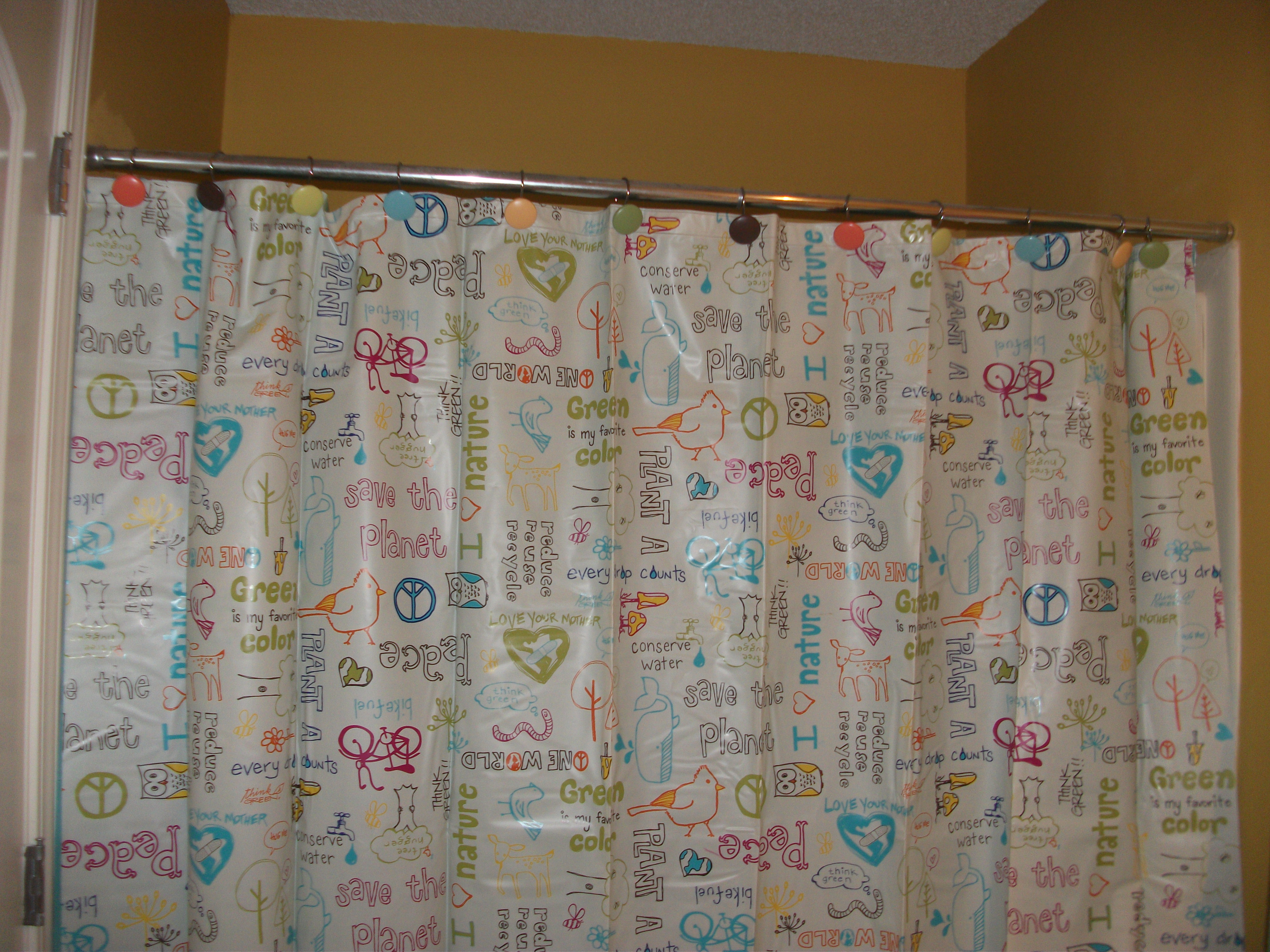 Hot pink shower curtain - Target Curtains Hot Pink Shower Curtain Shower Curtain 999 And Blue Shower Curtain Liner 399